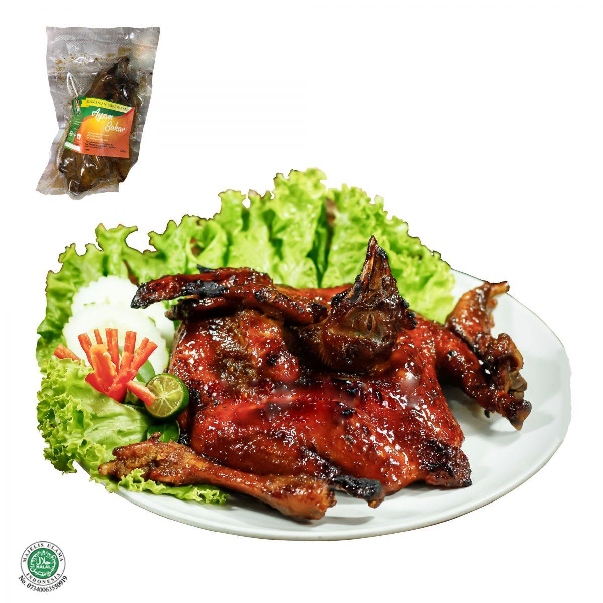 Fresh Frozen Food Ayam Bakar Utuh