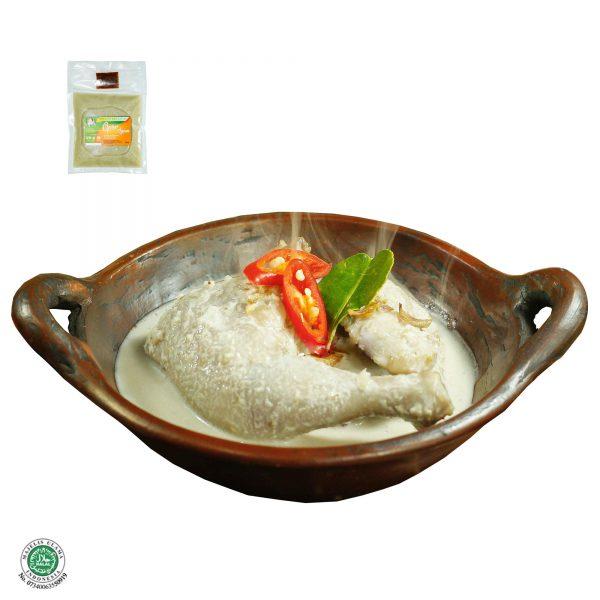 Fresh Frozen Food Opor Ayam