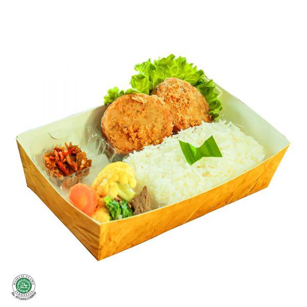 Nasi Kekian Ayam Udang