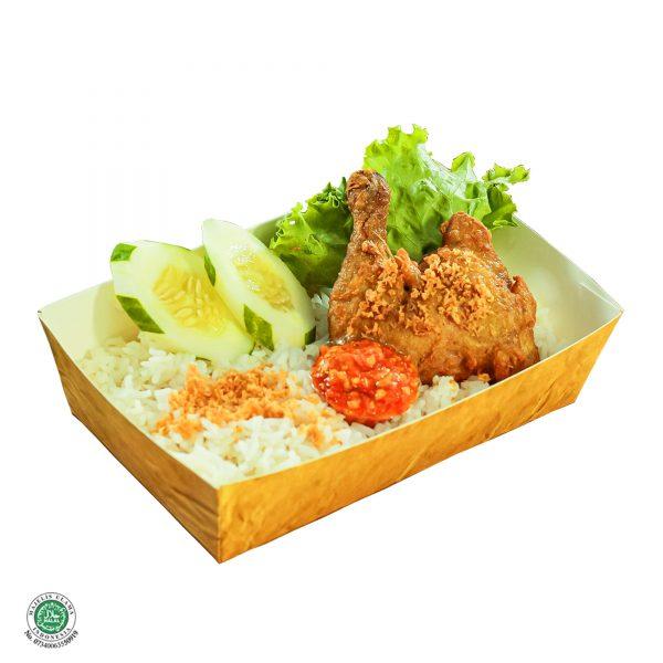 Nasi Ayam Penyet - Surabaya