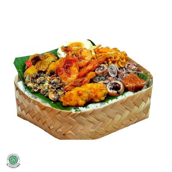 Nasi Campur Madura Besek