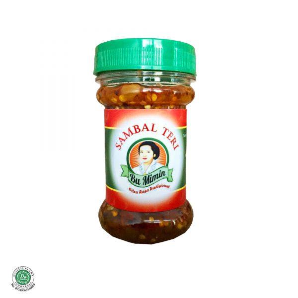 Sambal Teri (150gr)